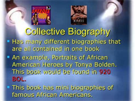 biography genre video biography genre