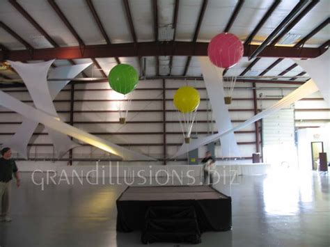Party Decorations At Home Corporate Events Grand Illusions