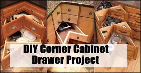 diy corner cabinet drawers home design garden diy corner cabinet drawers project the prepared page