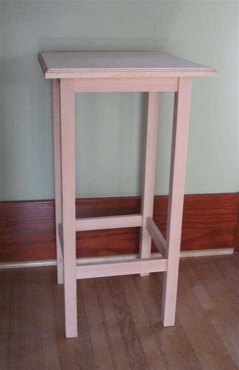 wood plant stand plans easy diy woodworking projects