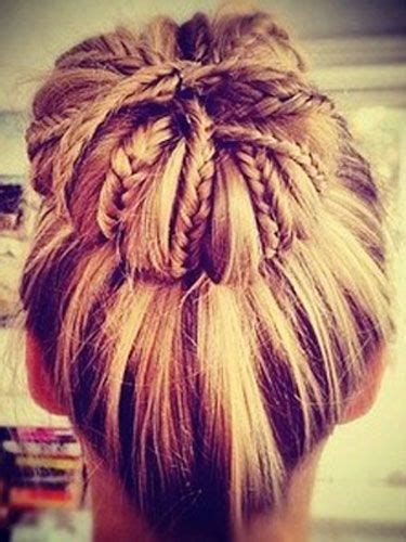 braided hairstyles seventeen 25 best ideas about cool hairstyles on pinterest hair