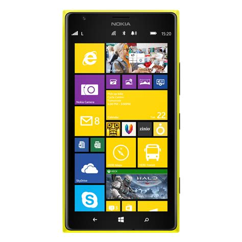 yellow nokia lumia 1520 photo nokia lumia 1520 yellow 1 jpg 4252 x 4252 gallery