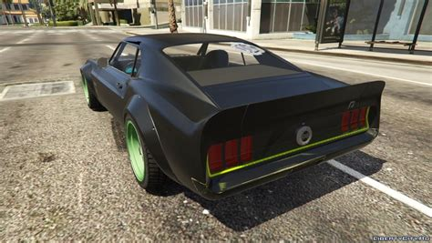Mustang Rtr X by Ford Mustang Rtr X для Gta 5