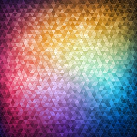 mosaic background mosaic neon backgrounds vector 03 vector background free