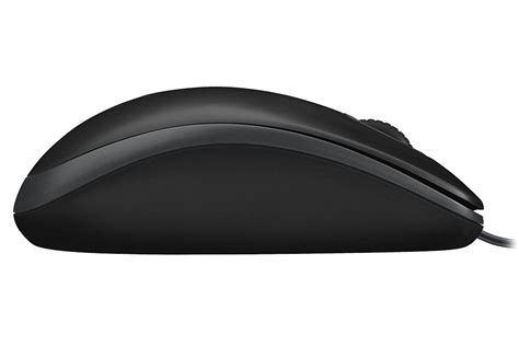 Mouse Logitech B100 Usb Black New B 100 B 100 Kabel Desktop Pc New logitech mouse b100 optical usb black m u0026 910 001439