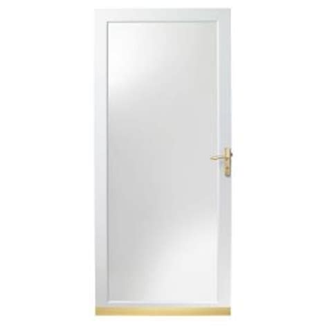 Home Depot Andersen Door by Andersen 32 In X 80 In 4000 Series White View