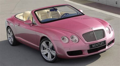 Pink Bentley Car Pictures Images 226 Cool Pink Bentley