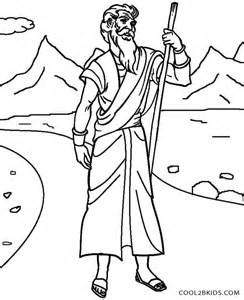 what color was moses printable moses coloring pages for cool2bkids