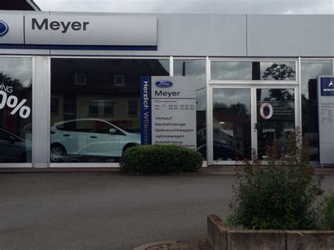 Ford Meyer Bad Oeynhausen by Autohaus Hermann Meyer Gmbh Co Kg In Bad Oeynhausen