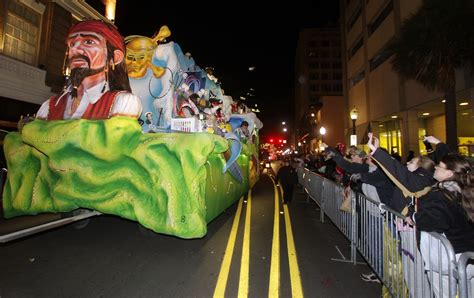mardi gras a complete list and schedule of parades in