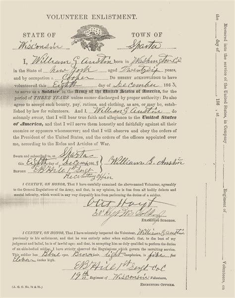 Kenosha County Marriage Records William G F Clark Co Wisconsin