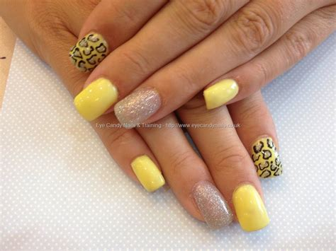 nails designs yellow acrylic and white eye candy nails training acrylic nails with yellow and