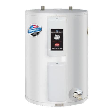 bradford white 40 gallon electric water heater lowboy bradford white re2 40l6 38 gallon residential electric