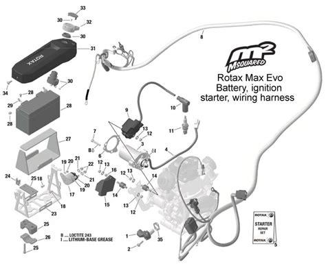 rotax wiring diagram wiring diagrams schematics