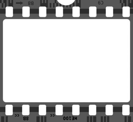 film strip vector clip art ai, svg, eps vector free download