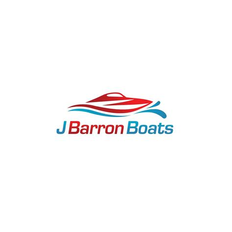 bold personable manufacturer logo design for j barron - J Barron Boats