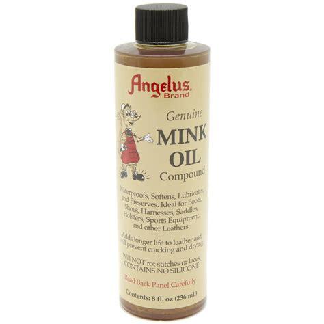 Minyak Oilku angelus mink liquid buy angelus leather care