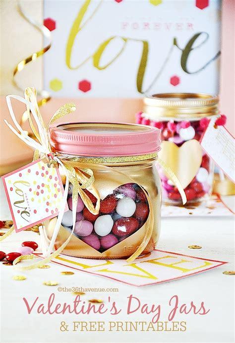 adorable valentine gift ideas the 36th avenue beautiful valentine mason jar ideas four generations one