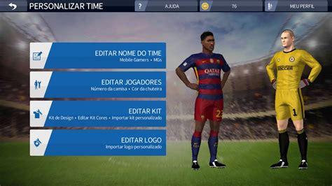 download game dream league soccer mod fifa 16 dream league soccer 2016 a simplicidade que destronou