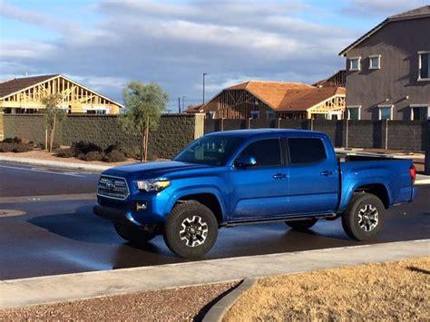 color matched color matched fender flares on road models tacoma world