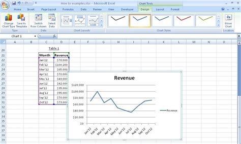 excel tutorial how to graph excel for noobs tutorial how to create graphs in excel