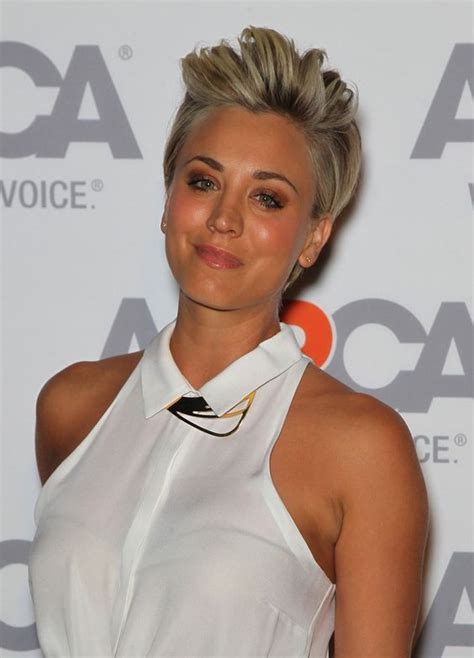 why did kaley christine cuoco sweeting cut her hair big bang theory penny ass google search short hair
