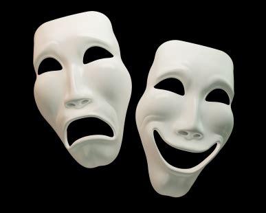 ancient greek theatre masks