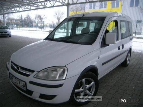 opel combo 2008 2008 opel combo car photo and specs