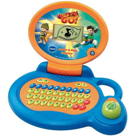 Vtech Bob The Builder Laptop vtech tree fu tom learn and play laptop iwoot