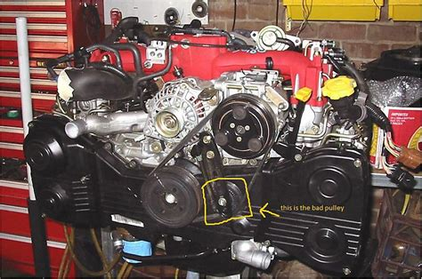auto air conditioning service 2005 subaru impreza engine control chirp coming from by the ac compressor nasioc