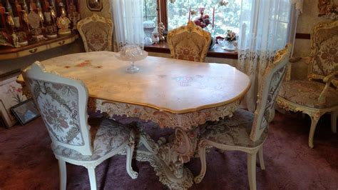 provincial dining room set italian dining room set provincial collectors weekly