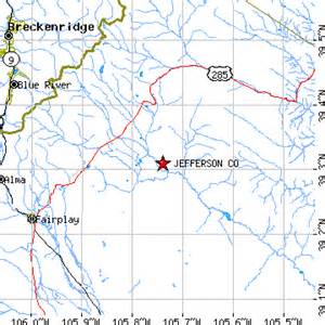jefferson colorado map jefferson colorado co population data races housing