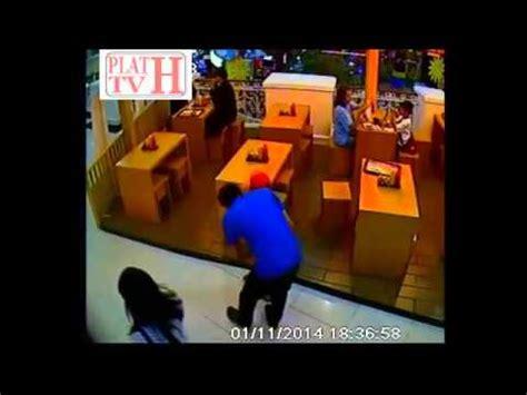 aksi pencurian tas terorganisir di mall karawaci