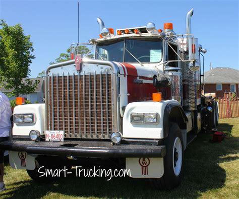 truck shows ontario photo gallery of kenworth trucks models 20 years
