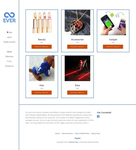 shopify themes with side navigation pop shopify theme website store whateverbuy com