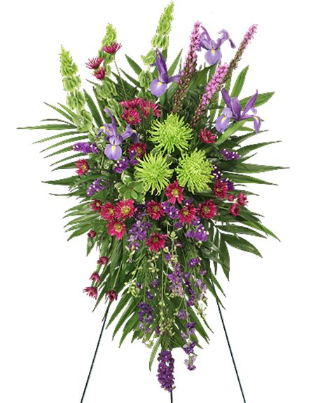 style flower inspirational style funeral flowers flower shop network