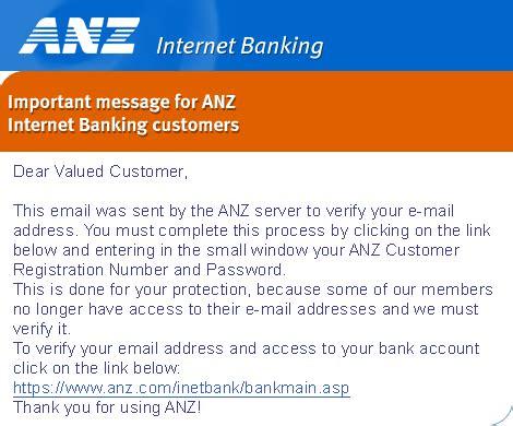types of fraud   anz fiji