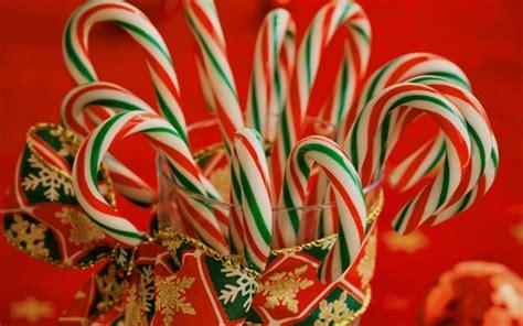 christmas symbol candy canes