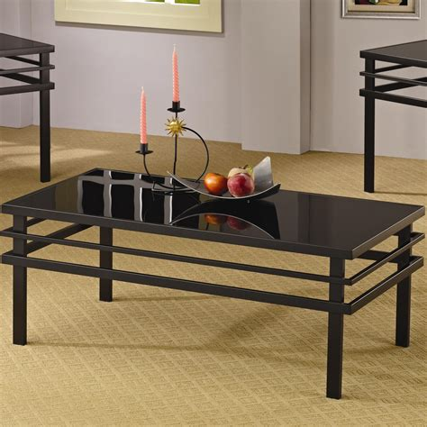 piece occasional table sets modern coffee table