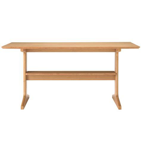 Muji Dining Table Living Dining Table 4 W130 D80 H60cm Muji
