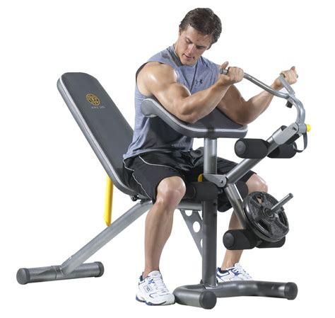 golds gym olympic bench the best weight bench excellent weight bench reviews
