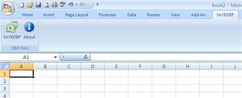 format dbf excel 2007 under the raedar save as dbf in excel 2007