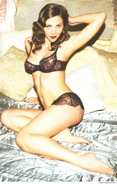 Maggie Gyllenhaal For Provocateur by Provocateur Maggie Gyllenhaal Obsession