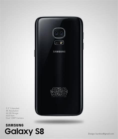 Samsung Edition samsung galaxy s8 wars rogue one edition gets