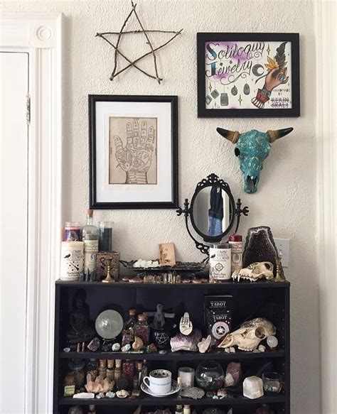witch home decor beauch family home spaces bohemian and witches
