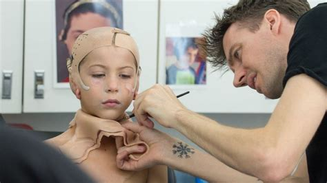 boy actor movie wonder wonder makeup designer tackles a tricky job and makes a