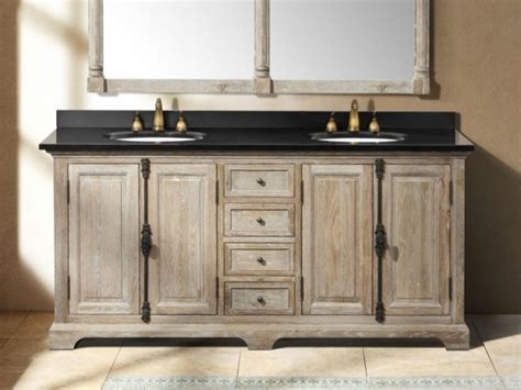 Rustic Modern Bathroom Vanities by 17 Amazing Rustic Bathroom Vanity Ideas Protoolzone