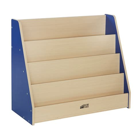 ecr4kids ce single sided big book display blue