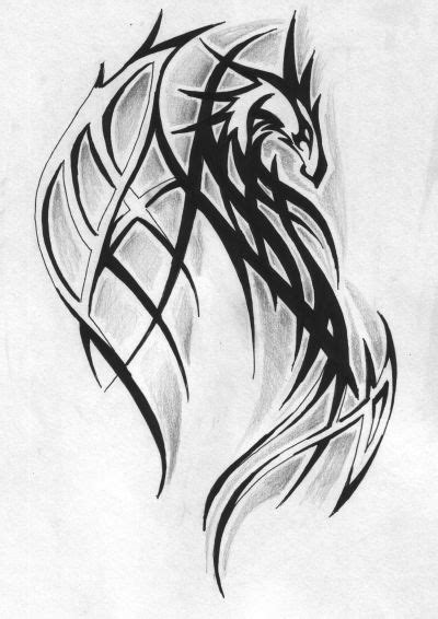 tribal dragon tattoo designs for men tattoos ideas design a tattoos designs