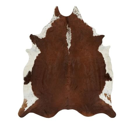 Pottery Barn Cowhide Stool by Copy Cat Chic Pottery Barn Cowhide Rug
